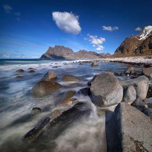 """LongExposure38 - """"Under the Blue Sky Vol.2"""" - Lofoten, Norway"""