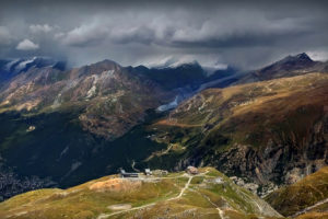 SLC21 - Rothorn Schwarzsee - The Rain is Coming 02