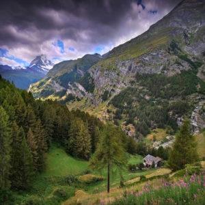 SQR31 - Zermatt - House With a View