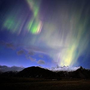 "Iceland - Aurora Borealis 01 - ""Supernova"""