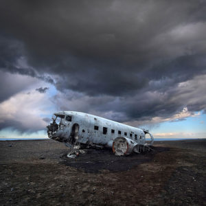 Iceland - DC3 Wreck 03