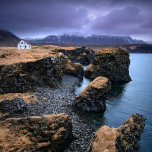 Iceland - House With the View