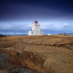 Iceland - Dyrholaey Lighthouse