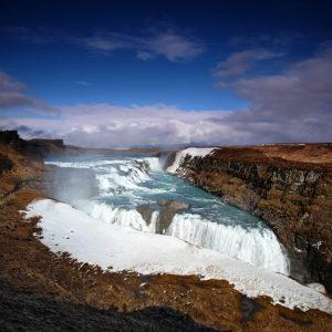 Iceland - Gullfoss 01