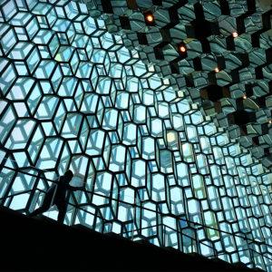 "Iceland - Harpa - ""Honeycomb"""