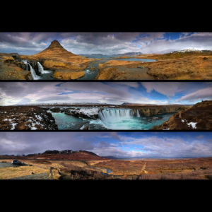 Iceland - 180 Degree Panoramas