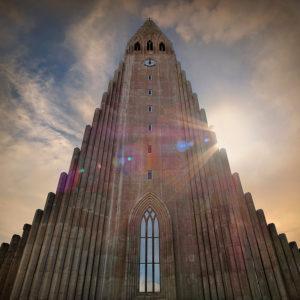 Iceland - Hallgrímskirkja