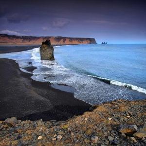 Iceland - Reynisfjara 01