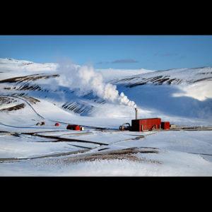 Iceland - Krafla Power Station
