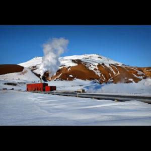 Iceland - Krafla Power Station 02