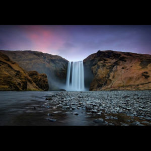 Iceland - Skogafoss 01