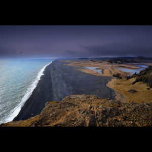Iceland - Storm