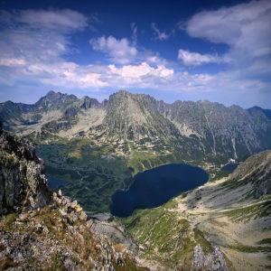 Dolina Pięciu Stawów, Tatra Mountains, Poland