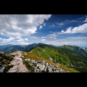 """My Way"" - Vol.1 - Kasprowy Wierch, Tatra Mountains, Poland"