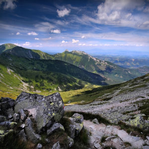 """My Way"" - Vol.2 - Kasprowy Wierch, Tatra Mountains, Poland"