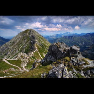 Szpiglasowy Wierch, Tatra Mountains, Poland