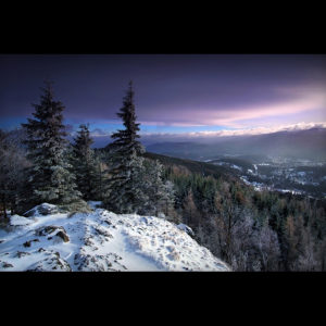 """The Kingdom of Snow"" - Vol.2 - Karkonosze Mountains, Poland"
