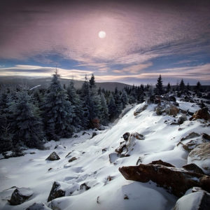 """The Kingdom of Snow"" - Vol.1 - Karkonosze Mountains, Poland"