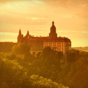 "Poland02 - ""City of Gold"" - Vol.1 - Książ Castle, Poland"