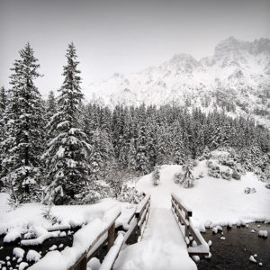 """The Kingdom of Snow"" - Vol.18 - Tatra Mountains, Poland"
