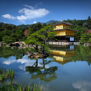"""Pure Gold"" -Vol.2- Kinkaku-ji, Kyoto, Japan"