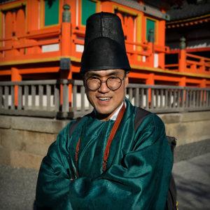 """""""Korean Student in Japan"""" - Kyoto, Japan"""