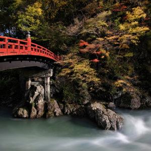 """""""Panta Rhei"""" - Nikko, Japan"""