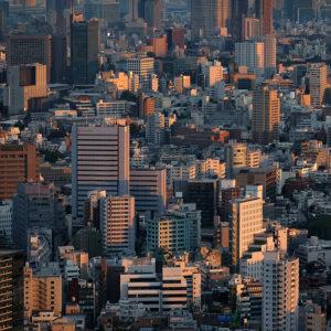 """""""Skyscraper Puzzle"""" - Tokyo, Japan"""