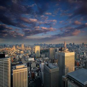 """Good Night Tokyo"""