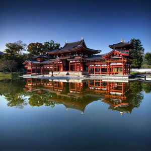 """Mirror Mirror"" -Vol.2- Byodoin Temple, Uji, Japan"
