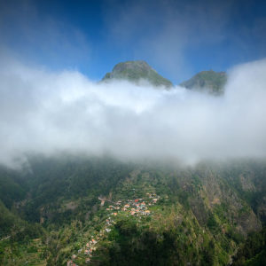 "Madeira, Curral das Freiras - ""The Lost City"""