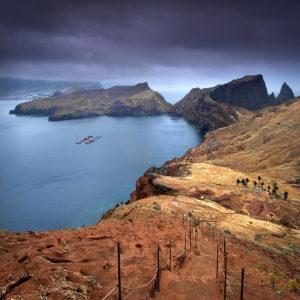 """Madeira 21 - Ponta de São Lourenço - """"Top of the Stairs"""""""