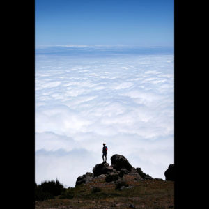 "Madeira 03 - Pico do Arieiro - ""Above the Clouds"""