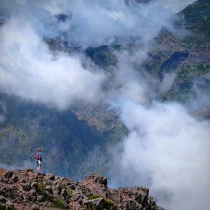 """Madeira 02 - Pico do Arieiro - """"Living Free"""""""