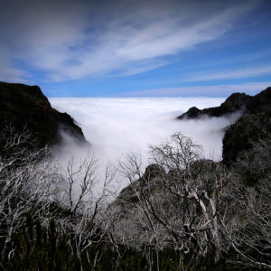 "Madeira 07 - Pico do Arieiro - ""Above the Clouds"""