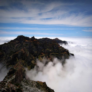 "Madeira 06 - Pico do Arieiro - ""Above the Clouds"""