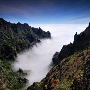 "Madeira 09 - Pico do Arieiro - ""Above the Clouds"""