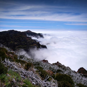 "Madeira, Pico do Arieiro - ""Above the Clouds"""