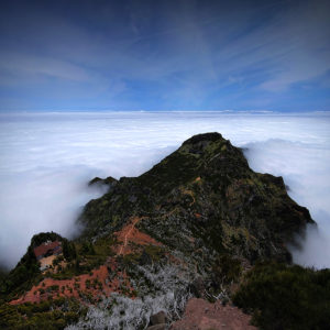 "Madeira 08 - Pico do Arieiro - ""House With a View"" - Vol.1"