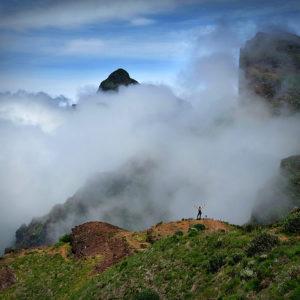 """Madeira 04 - Pico do Arieiro - """"Living Free"""""""
