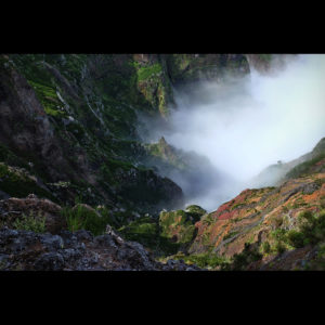 "Madeira 17 - Pico do Arieiro - ""Into the Abyss"""