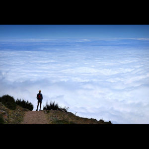 "Madeira 13 - Pico do Arieiro - ""Above the Clouds"""