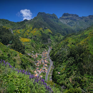 "Madeira, Encumeada - ""The Flower Island"""