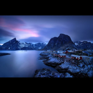 "Lofoten 01 - ""The Moment of Silence Vol.1"" - Hamnøy"