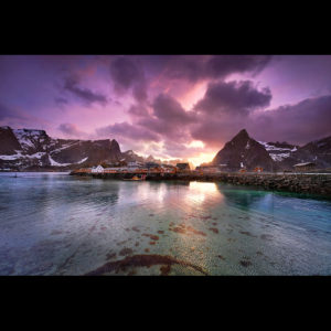 "Lofoten 23 - ""Perfect Evening"""