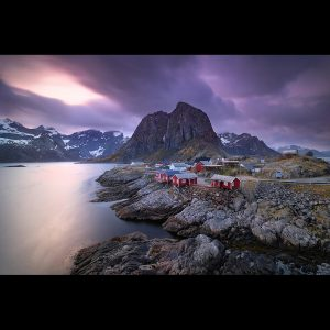 "LongExposure40 - ""The Moment of Silence Vol.2"" - Lofoten, Norway"