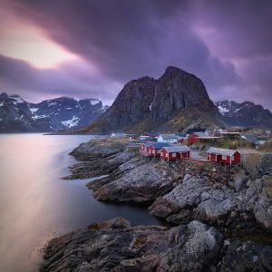 "Lofoten 31 - ""The Moment of Silence Vol.4"" - Hamnøy"